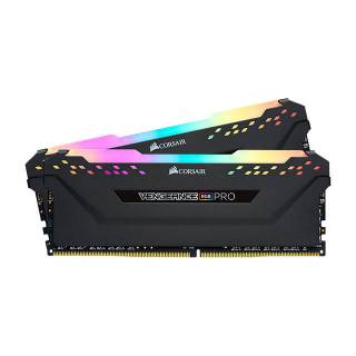 Vengeance Pro RGB 16GB Kit 2x8GB DDR4 3600MHz CL18 
