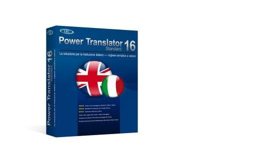 Avanquest Power Translator 16 Standard Italiano - Inglese