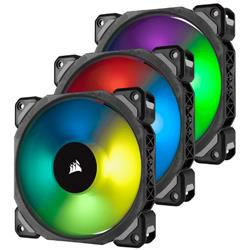 Ventola ML120 PRO RGB - 3 Packs con Lighting Node PRO
