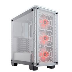Case Corsair Crystal 460X RGB White