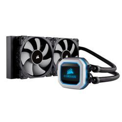 Liquid cooling system for CPU H115i PRO RGB 280