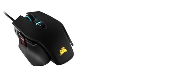 Gaming Mouse M65 RGB ELITE, Black