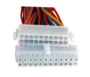 Power Extension ATX PSU EATX 24 F to 20 M Molex