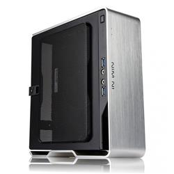 Case In Win Serie Chopin BQ696 Silver - Mini ITX Tower