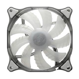 140 White Led fan