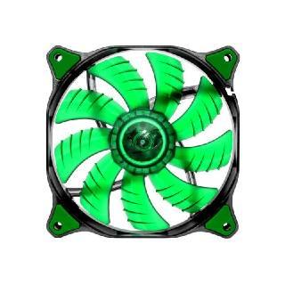 Miglior prezzo Cougar CFD Ventola 140 Led Verde turbina nuova -