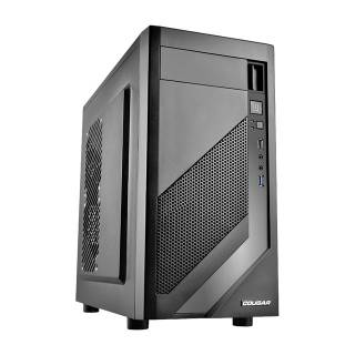 MG110 Mini Tower No-Power minITX/mATX black