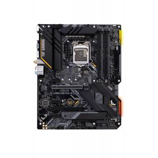 TUF Gaming Z490 Plus WI-FI Intel Z490 4*DDR4 2*M.2 6*SataIII