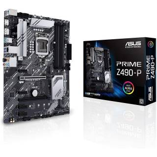Prime Z490-A Intel Z490 4*DDR4 2*M.2 6*SataIII sk1200 HDMI/DP AT