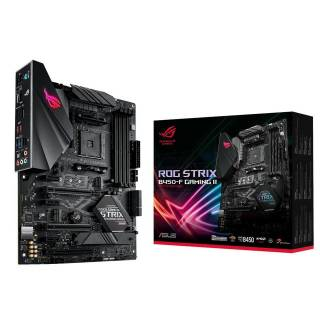 Strix B450-F Gaming II AMD B450 2*M.2 6*SataIII 4*DDR4 HDMI/DP A