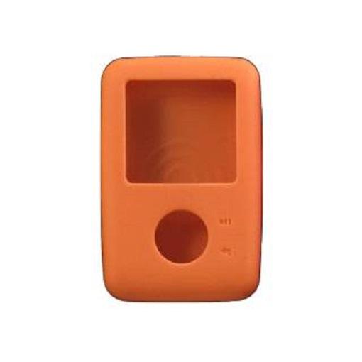 Miglior prezzo Creative Zen V / V Plus Silicone Skin Arancio -