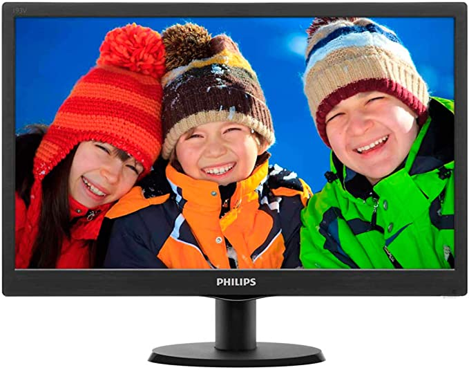 "Monitor 24"" LED MVA Full HD, 1920 x 1080, HDMI, DVI, VGA,"