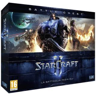 Miglior prezzo Blizzard StarCraft II Battle Chest -