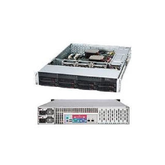 Miglior prezzo SC825TQ RACK 2U 8*SATA/SAS 720W RIDONDANTE EATX