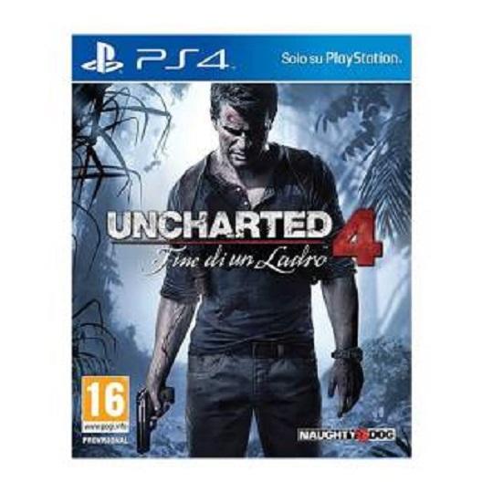 Miglior prezzo Sony Uncharted 4: Fine di un Ladro - PS4 -
