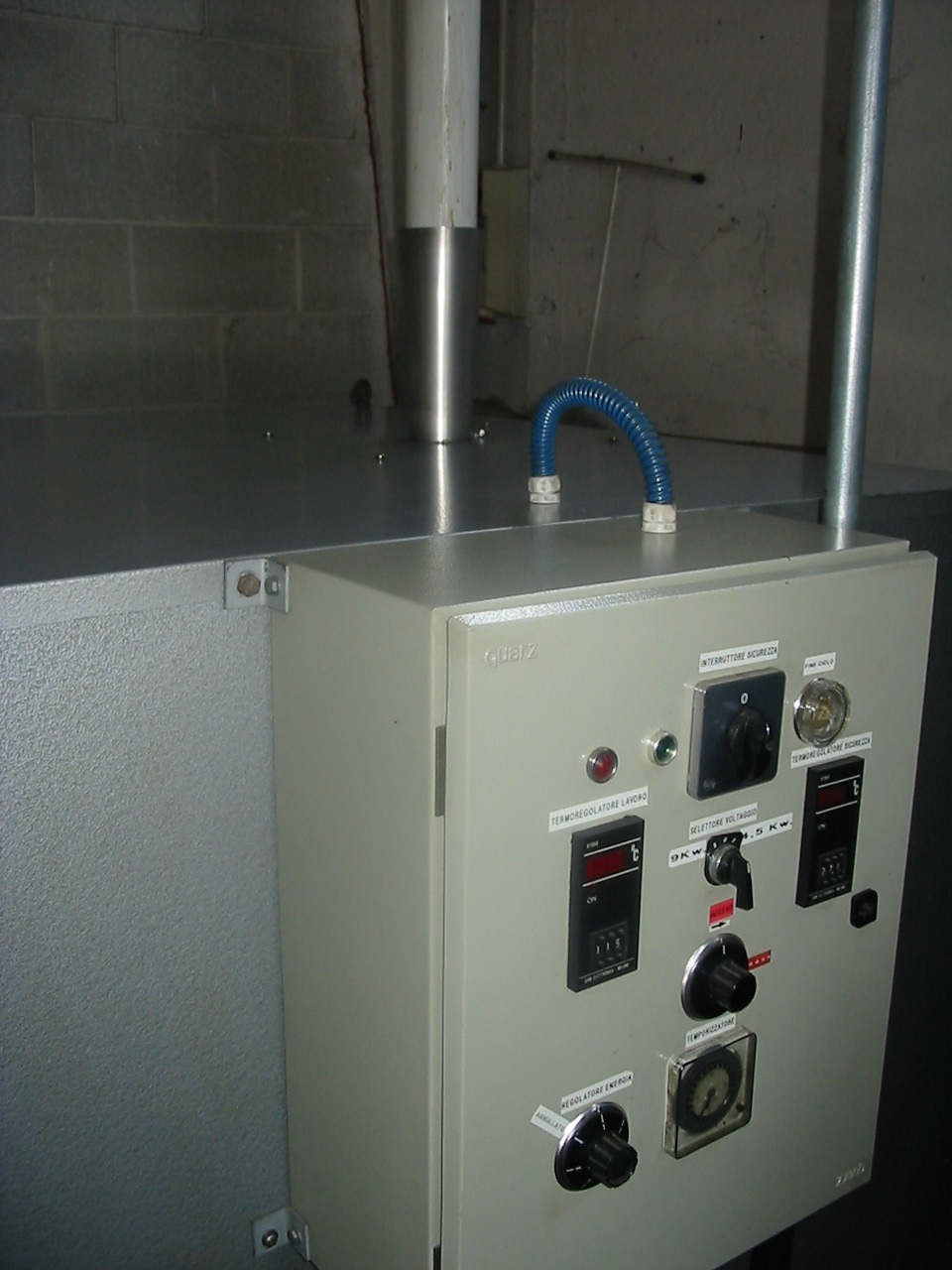 1 cubic meter air oven
