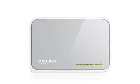 Miglior prezzo Switch Desktop 10/100Mbps 5 Porte TL-SF1005D -