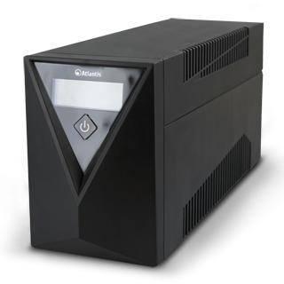 Miglior prezzo Atlantis A03-S100 UPS 800VA-400W -
