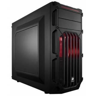 Miglior prezzo SPEC-03 Middle Tower Nero LED Rosso No-Power -
