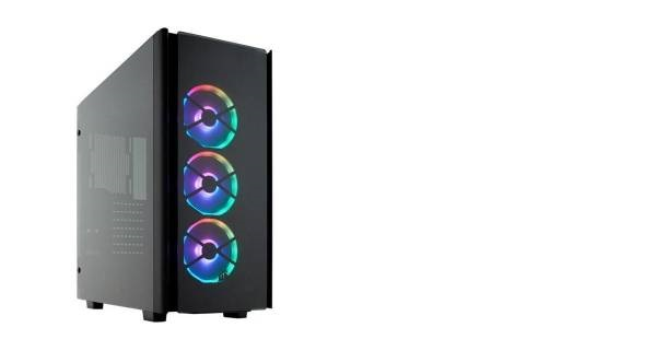 Obsidian 500D RGB SE Premium Middle Tower Tempered Glass
