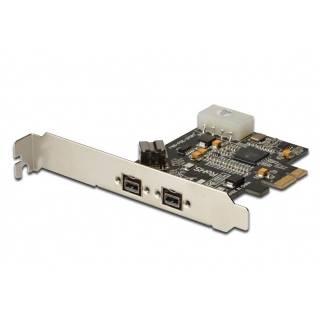 Miglior prezzo Digitus DS302032 scheda pci-ex con 3 porte firewire -
