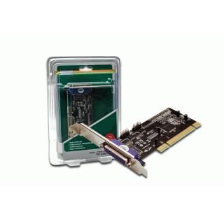 Miglior prezzo Digitus Scheda aggiuntiva PCI 1 parallela + 2 porte seriali -