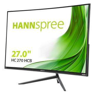 "HC 270 HCB 68,6 cm (27"") 1920 x 1080 Pixel Full HD LED Nero"