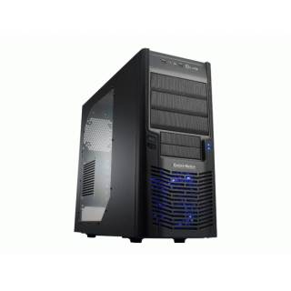 Miglior prezzo Elite 430 Middle Tower Finestrato Nero 520W m-ATX/ATX -
