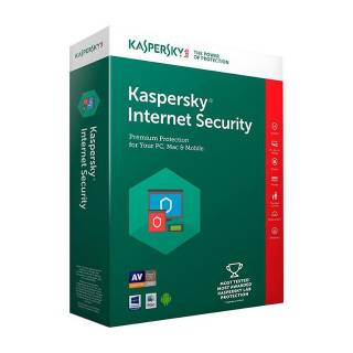 Internet Security 2018 License for 3 Devices for 1 Year Full