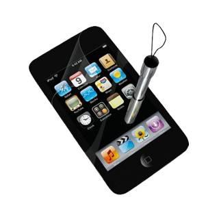 Miglior prezzo KN-6206 Pellicole protettive e Stilo retrattile iPod Touch 2G -