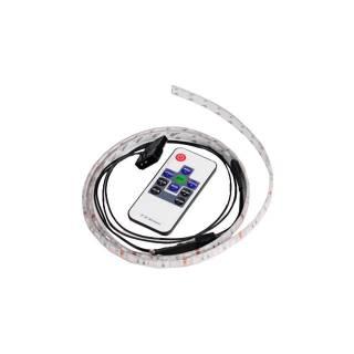 Miglior prezzo Striscia Flessibile con controller remoto LED RGB 100cm -