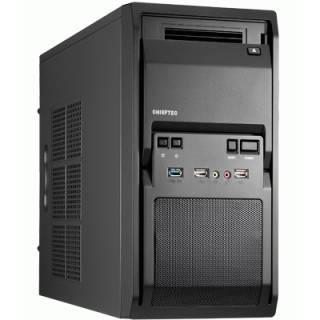 Miglior prezzo Chieftec LT-01B Middle Tower Nero No-Power mATX -