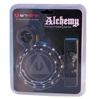 BitFenix Alchemy Connect striscia LED 12cm - verde