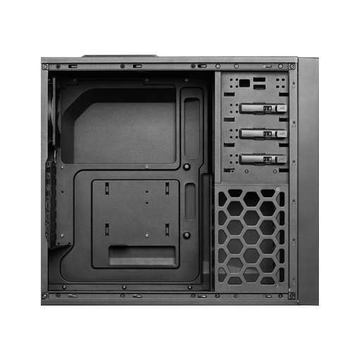 Miglior prezzo ONE Middle Tower Nero No-Power m-ATX/m-ITX/ATX -