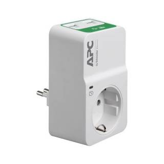 Essential SurgeArrest 230V / 16A 1 ITA 2 * USB socket