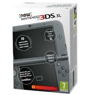 Miglior prezzo Nintendo 3DS XL Nero -