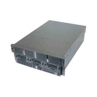 Miglior prezzo RMC-4Q2-T82 Rack 4U 8*SCA2 Nero 950W Ridondante EATX -