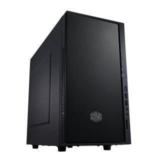 Miglior prezzo Cooler Master Silencio 352 Mini Tower Nero No-Power -