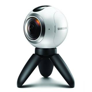 Miglior prezzo Samsung Gear 360 Webcam 15Mp Bianco -