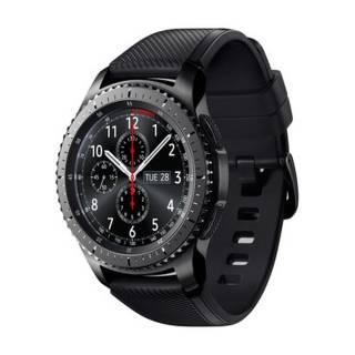Miglior prezzo Gear S3 Frontier Smartwatch Wi-Fi/BT Nero -