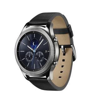 Miglior prezzo Gear S3 Smartwatch classico Wi-Fi / BT Silver -