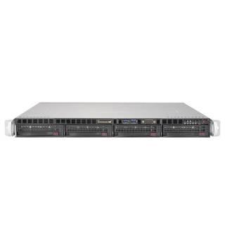 Miglior prezzo SYS-5019S-MR Rack 1U Intel Xeon E3-1200v5 4*DDR4 4*SataIII 2*GLA -