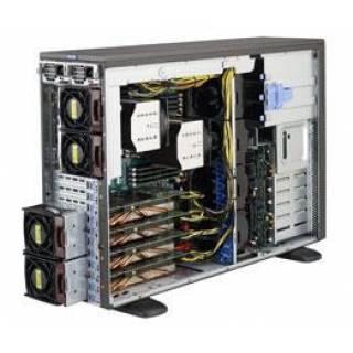 Miglior prezzo SYS-7048GR-TR Pedastal Tower 4U Dual Xeon GPU Ready LGA2011-3 -