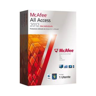 McAfee All Access 2013 Individuale