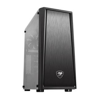 Cougar MX340 Middle Tower No Power minITX/mATX/ATX black