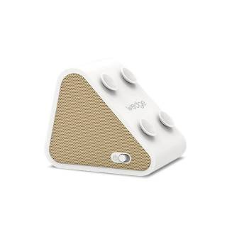 Antec WEDGE WHI GOLD Speaker BT Bianco/Oro