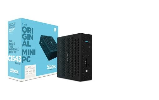 Miglior prezzo ZBOX-CI523-BE Intel i3-6100U 2*DDR3L Intel HD WiFi HDMI/DP FreeD -